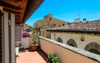 Rent  Apartment in  Firenze  san  niccolò