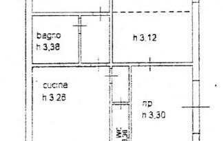 VIAREGGIO - CENTRO PINETA  APPARTAMENTO INDIPENDENTE VENDITA