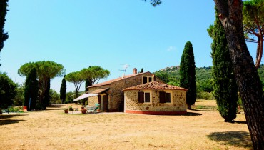 SALE - COUNTRY HOUSE - GAVORRANO  GIUNCARICO