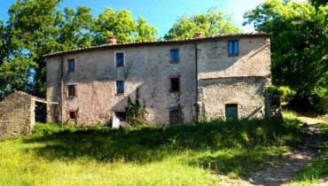SALE - COUNTRY HOUSE - MONTIERI  GERFALCO