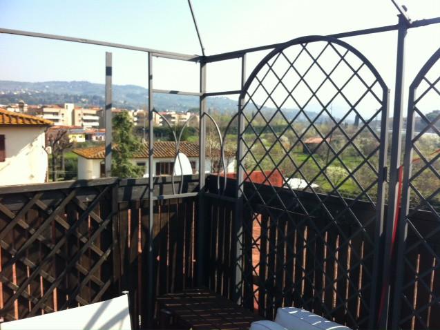 Affitto  Attico in  Firenze  Gignoro