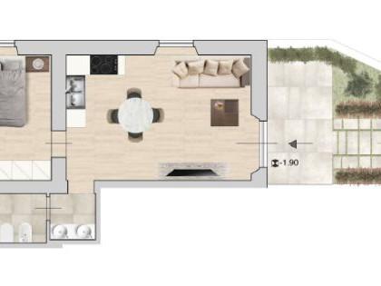 Vendita  Appartamento in  Firenze  Campo di Marte