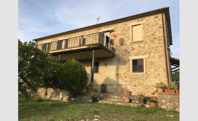 CASALE in VENDITA a GAVORRANO - CASTELLACCIA