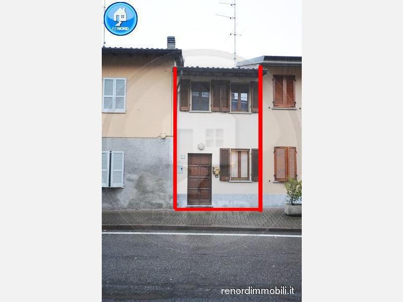 CASA AFFIANCATA in VENDITA a VILLANTERIO