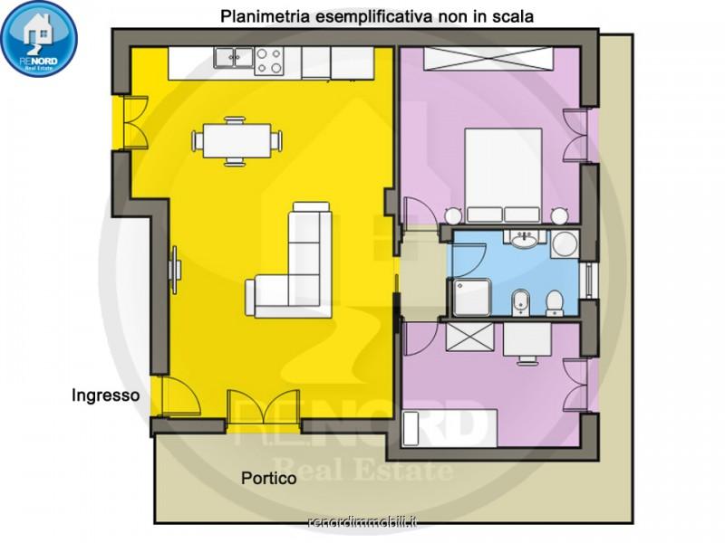 APPARTAMENTO in VENDITA a PAVIA - S. PIETRO - VIALE CREMONA