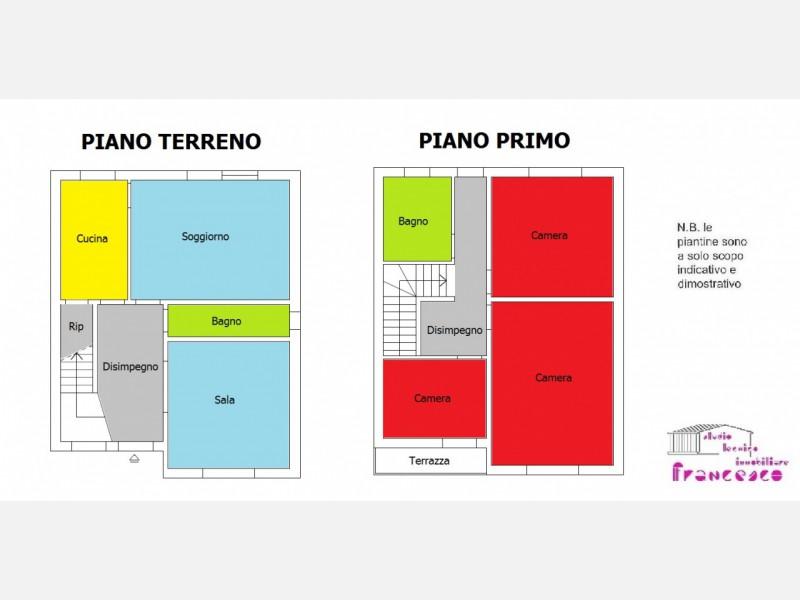 VILLINO in VENDITA a SESTO FIORENTINO - CENTRO STORICO