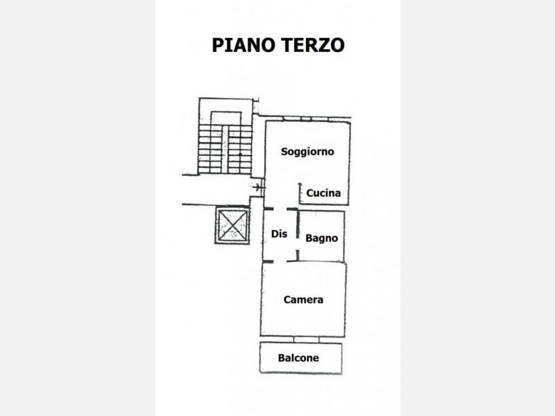 APPARTAMENTO in VENDITA a SESTO FIORENTINO - CENTRO STORICO