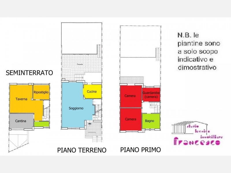 TERRATETTO in VENDITA a CALENZANO - CARRAIA / LA CHIUS