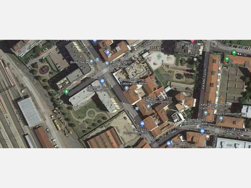 GARAGE in VENDITA a FIRENZE - RIFREDI / DALMAZIA / CAREGGI