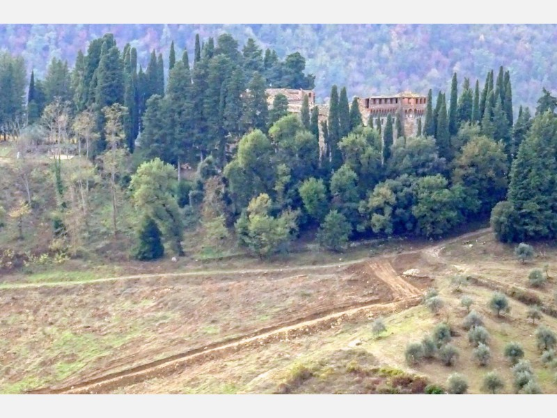 VILLA in VENDITA a PONTASSIEVE - SANTA BRIGIDA-FORNELLO