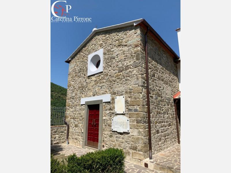 Barberino Mugello vendita chiesa sconsacrata
