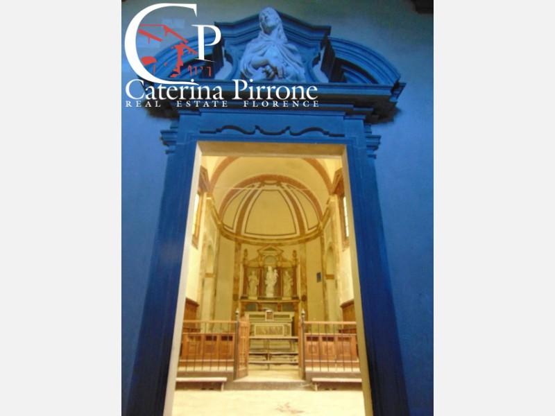 Borgo San Lorenzo vendesi convento da ristrutturare