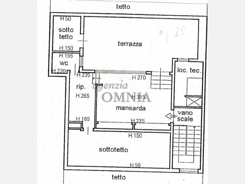 ATTICO in VENDITA a FIRENZE - LIBERTA / SAVONAROLA