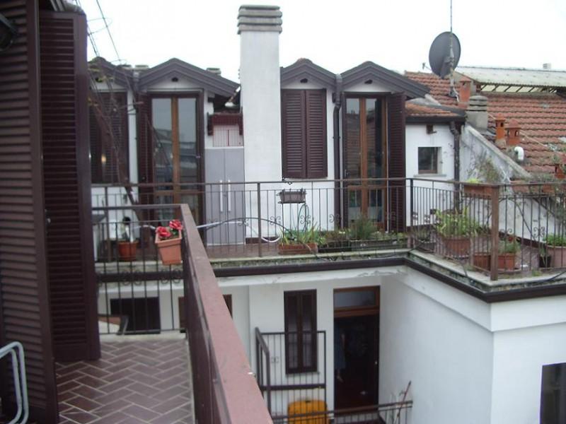MANSARDA in AFFITTO a MILANO - MONZA / BICOCCA / PRECOTTO