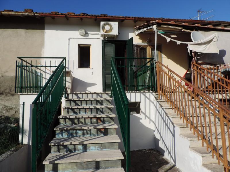 CASA AFFIANCATA in VENDITA a ROCCASTRADA - RIBOLLA