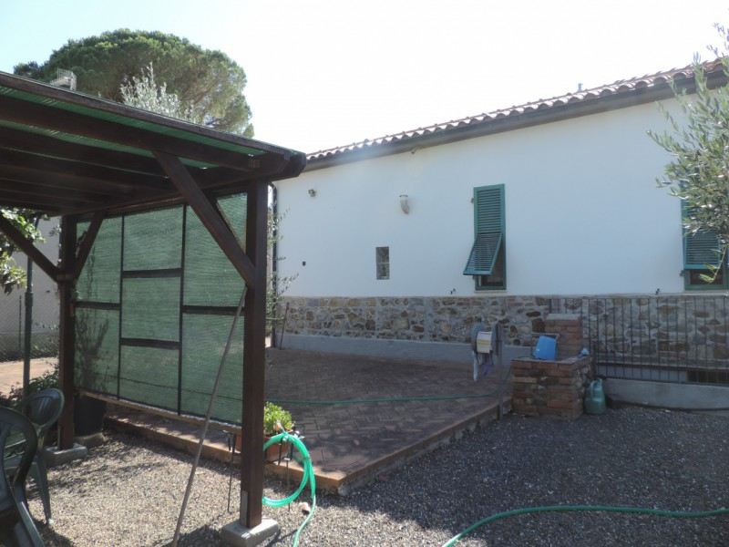 CASA INDIPENDENTE in VENDITA a GAVORRANO - CASTELLACCIA