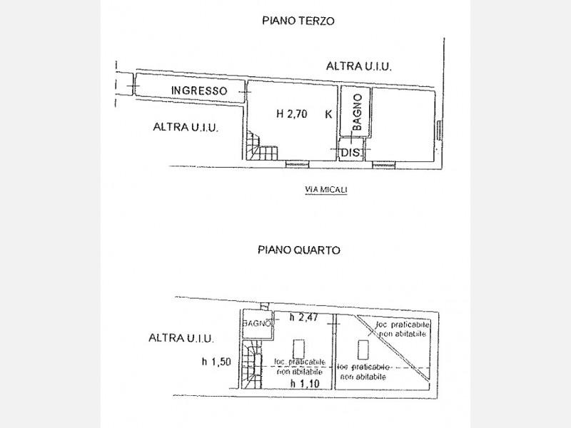 APPARTAMENTO in VENDITA a LIVORNO - CENTRO